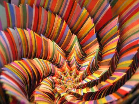 A influência das cores nos estados emocionais
