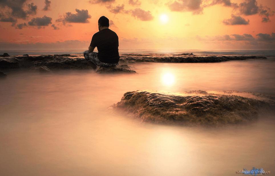 Meditação, o caminho do bem-estar