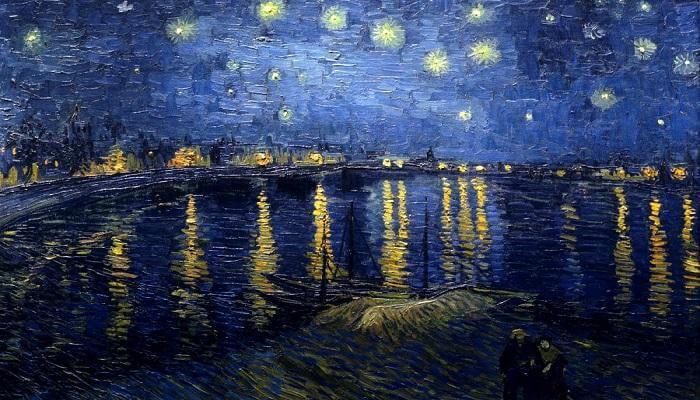 O amor e a tristeza nos quadros de Van Gogh