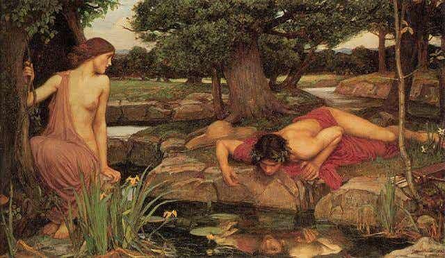 Narciso, a história de um egocêntrico incorrigível