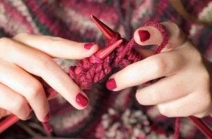 Benefícios do tricô