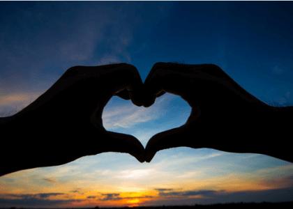 o amor e as emoções