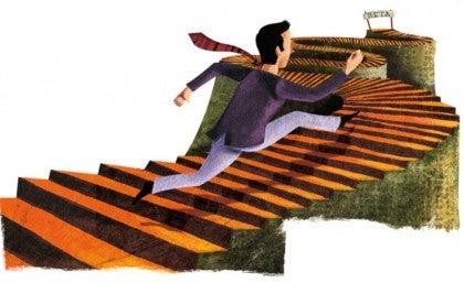 Os obstáculos são uma boa oportunidade para crescermos