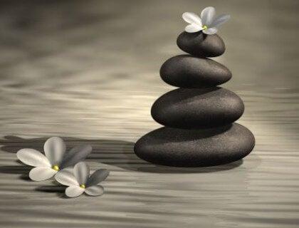 equilíbrio e sabedoria tibetana