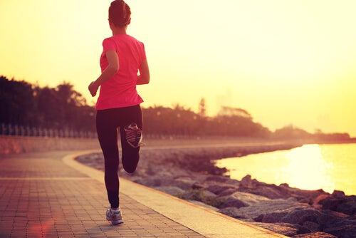 esporte ajuda a combater a depressão