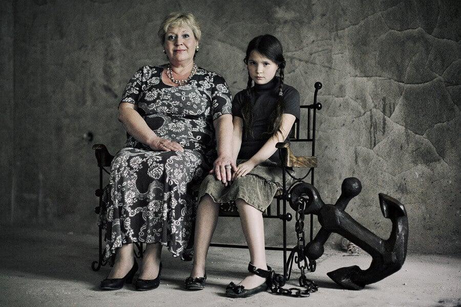 Quando a educação dói: mães tóxicas
