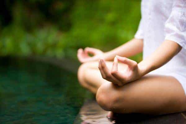 Como praticar a meditação