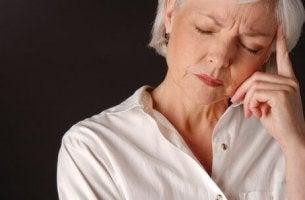 Os sintomas psicológicos da menopausa