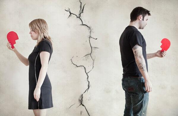 Como agir depois de terminar uma relação amorosa?