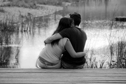 Te amo por amar, e não para ser amado