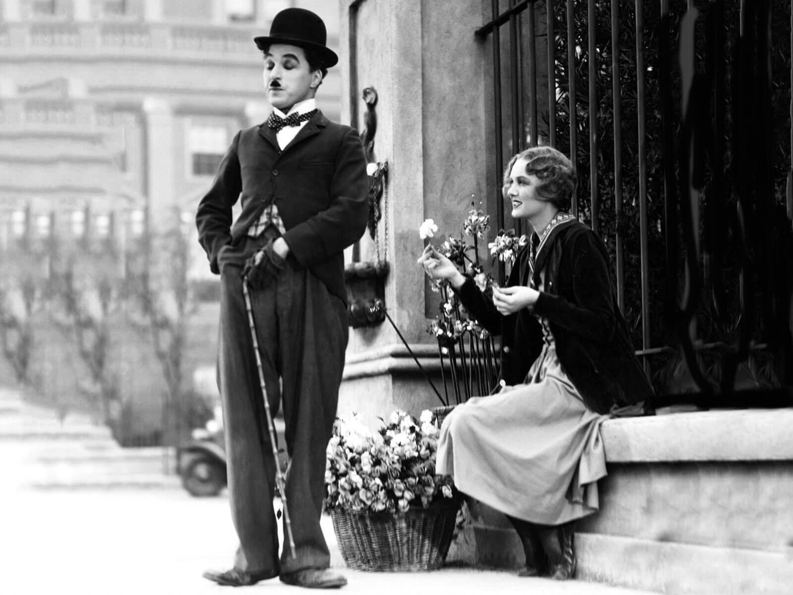 A felicidade segundo Charles Chaplin, um exemplo a seguir