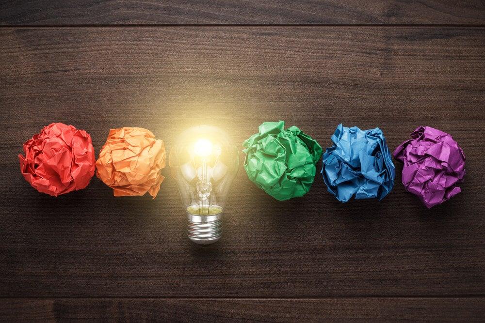 Qual é a sua criatividade? Escolha uma das 5!