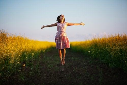Passos para ser mais feliz