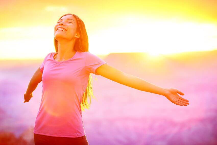 O riso, meditação para o cérebro
