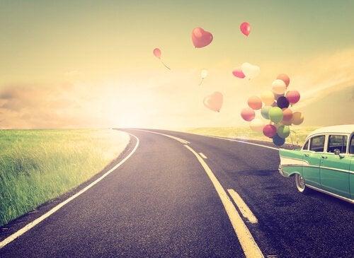 A felicidade é construída de pequenas coisas