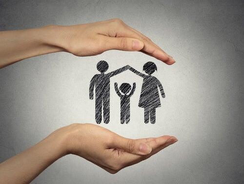 Relações humanas familiares
