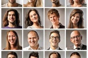 Que rostos inspiram mais confiança?