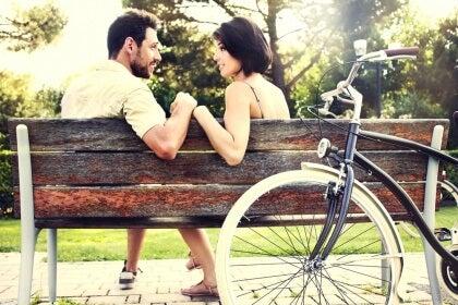 """O significado de """"eu te amo"""" na relação"""