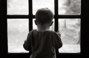 Deixar para trás uma infância difícil