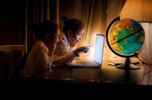 Proteção dos filhos na Internet
