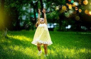Crianças livres se tornam adultos felizes