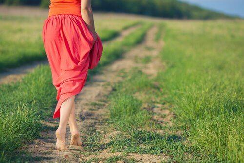 Para chegar longe, é preciso se apaixonar
