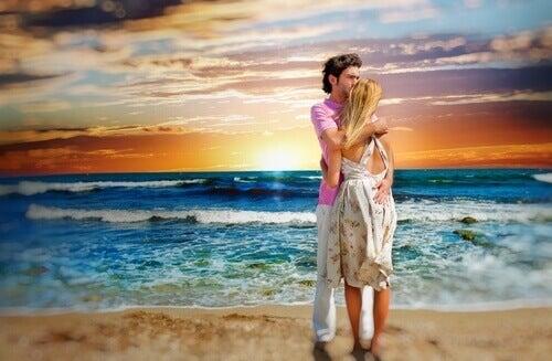 Abraçar é respirar a essência das pessoas