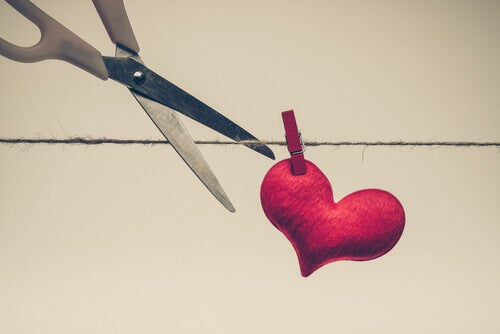 A fragilidade do amor
