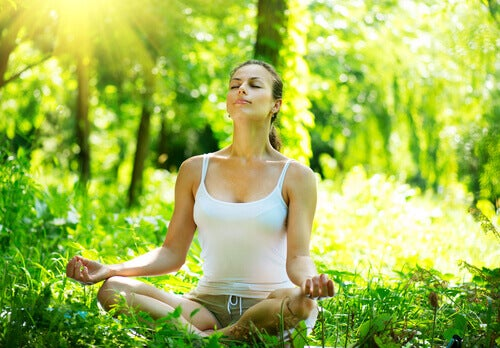 Meditar e relaxar