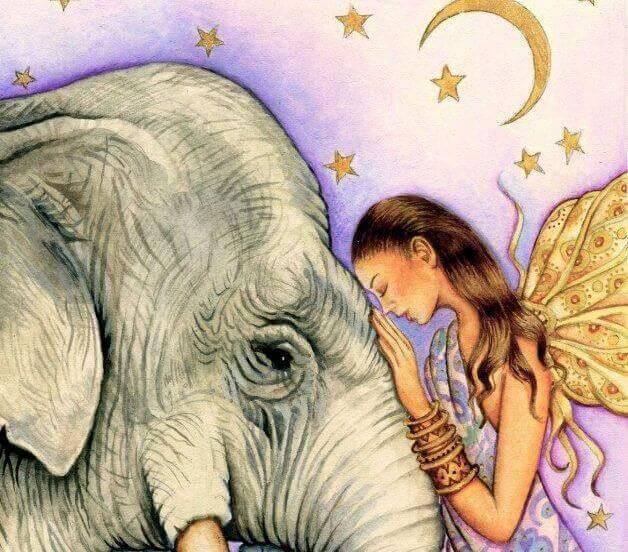 fada-com-elefante