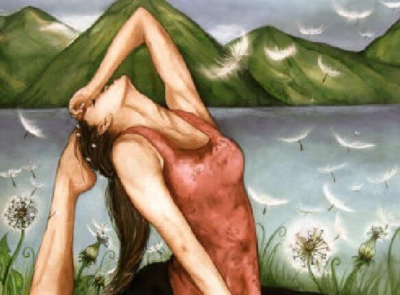 mulher-na-natureza