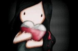 O vazio no coração e a ausência