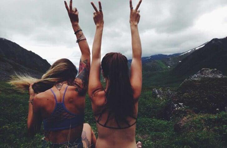 amigas-viajando