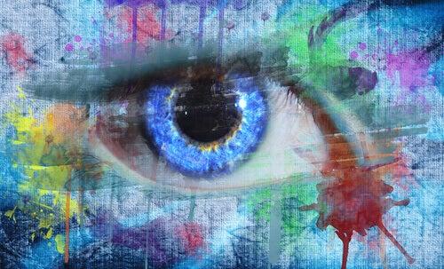 O segredo das pupilas