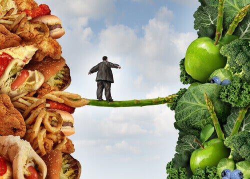 A relação entre o estresse e a má alimentação