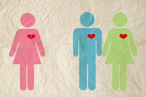 Por que não deveríamos fazer uma tempestade por uma infidelidade?