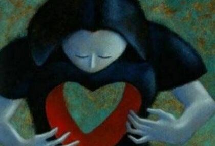 Vazio no coração