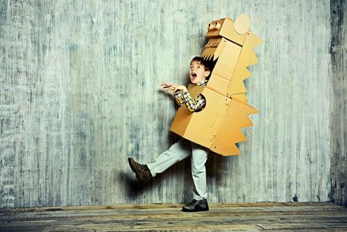 estimular criatividade da criança