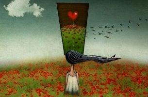 Tirar da cabeça o que não sai do coração