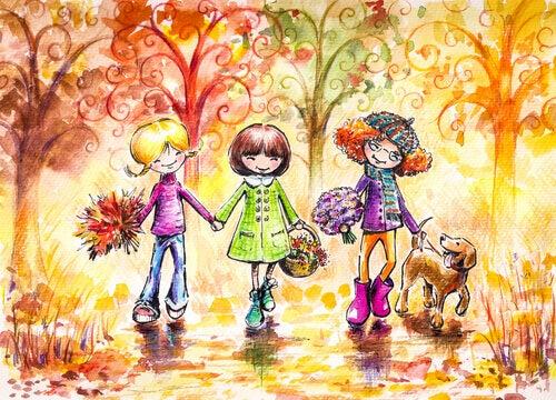 Segredos sobre o poder curativo da amizade