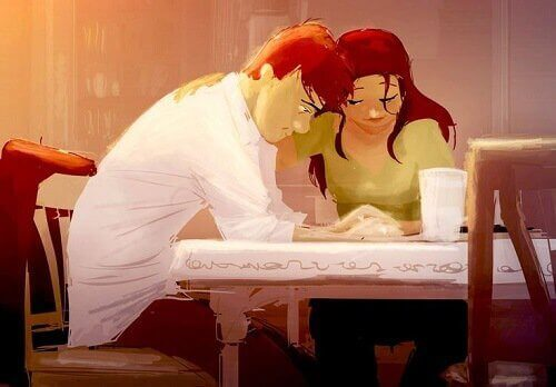 O amor verdadeiro está nos pequenos momentos