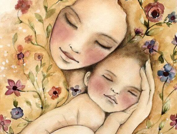 As crianças precisam dos seus abraços