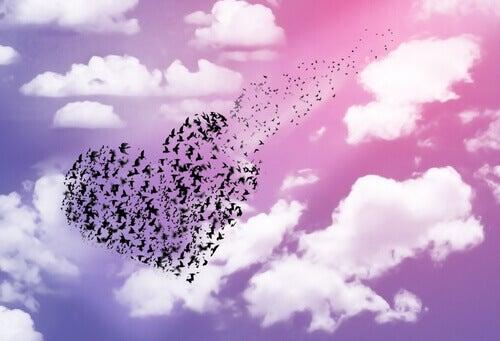 Amo a minha liberdade, por isso deixo livres as pessoas que amo