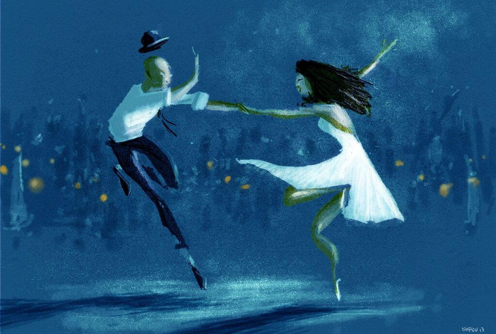 casal-dançando-a-noite
