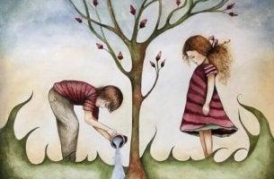 Curar as feridas do pai ausente