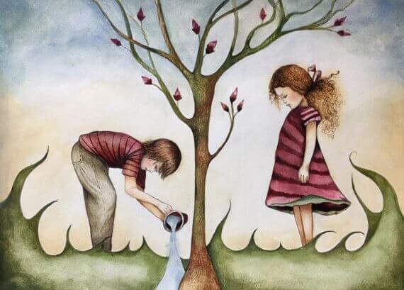 Curar As Feridas Do Pai Ausente A Mente é Maravilhosa