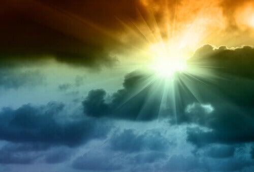 O Sol Sempre Brilha Depois Da Tempestade