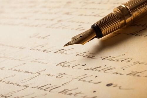 Escrever, um prazer terapêutico