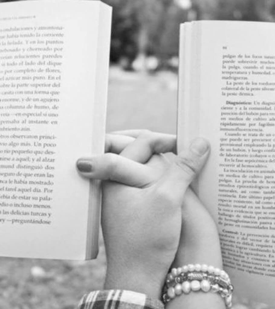 O amor pelos livros