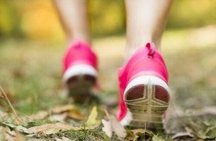 Caminhar ao ar livre
